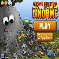 Игра Съедобная планета 2