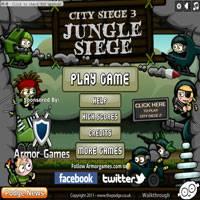 Игра Осада города 3