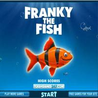 Игра Рыбы едят рыб