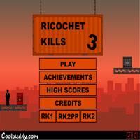 Игра Рикошет 3