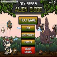 Игра Осада города 4