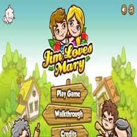 Игра Джим любит Мери