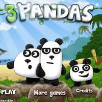 Игра Панды 4