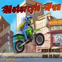 Игра Трюки на мотоциклах