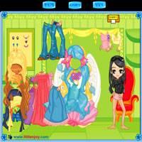 Игра С куклами