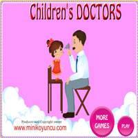 Игра Доктор для детей