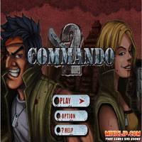 Игра Командо 2
