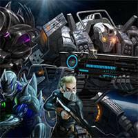 Игра Атака пришельцев онлайн