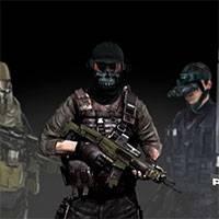 Игра Тренировки спецназа