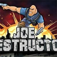 Игра Джо разрушитель онлайн