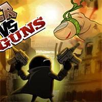 Игра Палец против оружия онлайн
