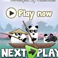 Играть о панда