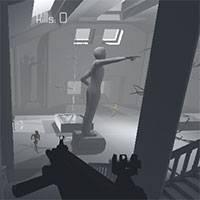 Игра Робо-рейд на зомби онлайн