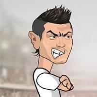 Игра Дуэль: Роналдо против Месси
