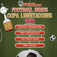 Игра Футбольные головы: Кубок Либертадорес