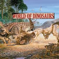 Игра Мир динозавров