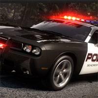 Игра Машинки Полицейский Монстр