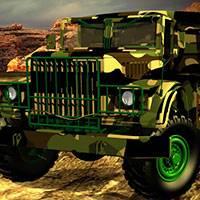 Игра Машинки Военные