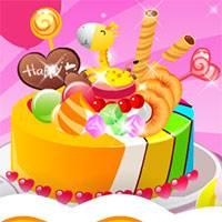 игра торт фабрика