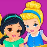 Новые игры для девочек 6 лет