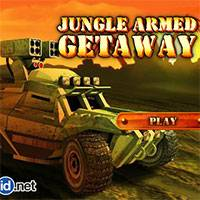 Игра Сложный путь через джунгли онлайн