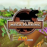 Игра Мега парк юрского периода