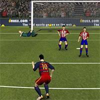 Игра Футбол в Испании