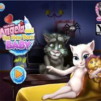 Повторюшка кот том играть онлайн