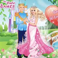 Игра Одевалка на свадьбу для девочек