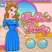 Игра Вечеринка у Беллы