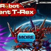 Игра Робот Т-Рекс