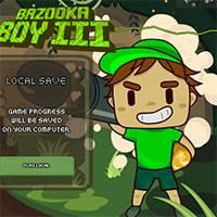 Игра Мальчик с базукой 3 онлайн