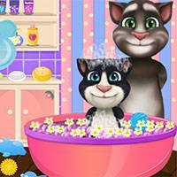 Игры говорящий кот онлайн играть