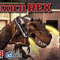 Игра Мексиканский динозавр
