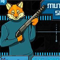 Игра Борец с мутантами онлайн