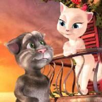 Одевалки кот том играть бесплатно онлайн