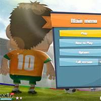Игра Kopanito футбол