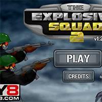 Игра Взрывная команда 2 онлайн