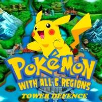Игра Pokemon tower defense