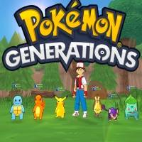 Игра Pokemon generations
