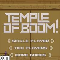 Игра Взрывной храм онлайн