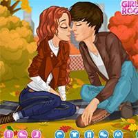 Игра Первый поцелуй