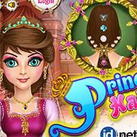Игра Принцесса Хэирдо