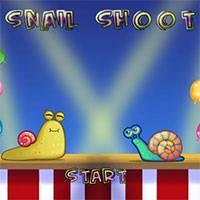 Игра Стрельба улитками онлайн
