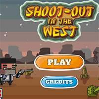 Игра Отстрел на западе онлайн