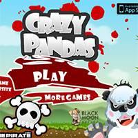 Игра Бешеные панды онлайн