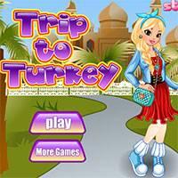 Игра Путешествие в Турцию