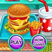 Игра Король бургеров онлайн