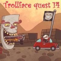 Играть онлайн троллфейс квест 6