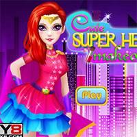 Игра Супергероиня
